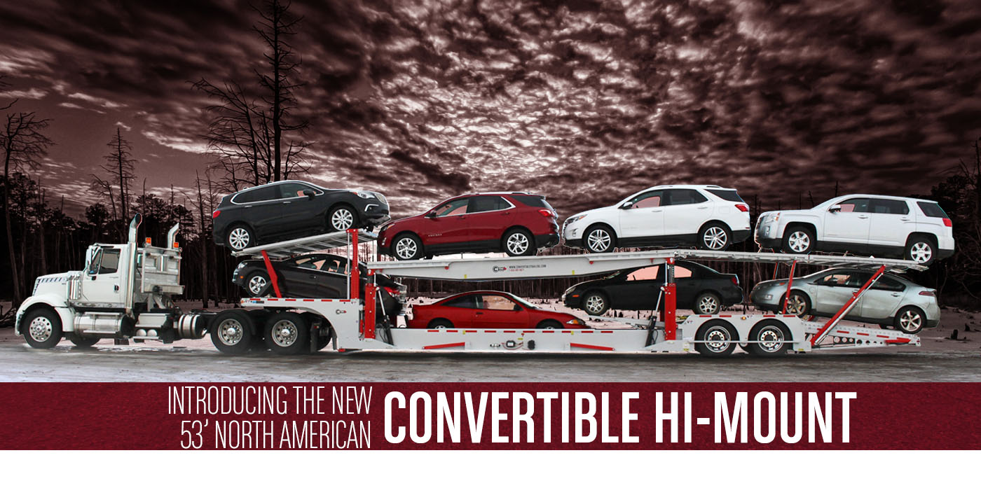 Convertible Trailer Manufacturing | The CTM Convertible Trailer ...