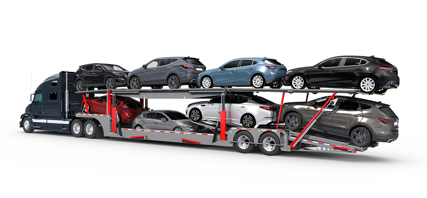 The CTM WW Hi Mount | The CTM Convertible Trailer converts from a ...