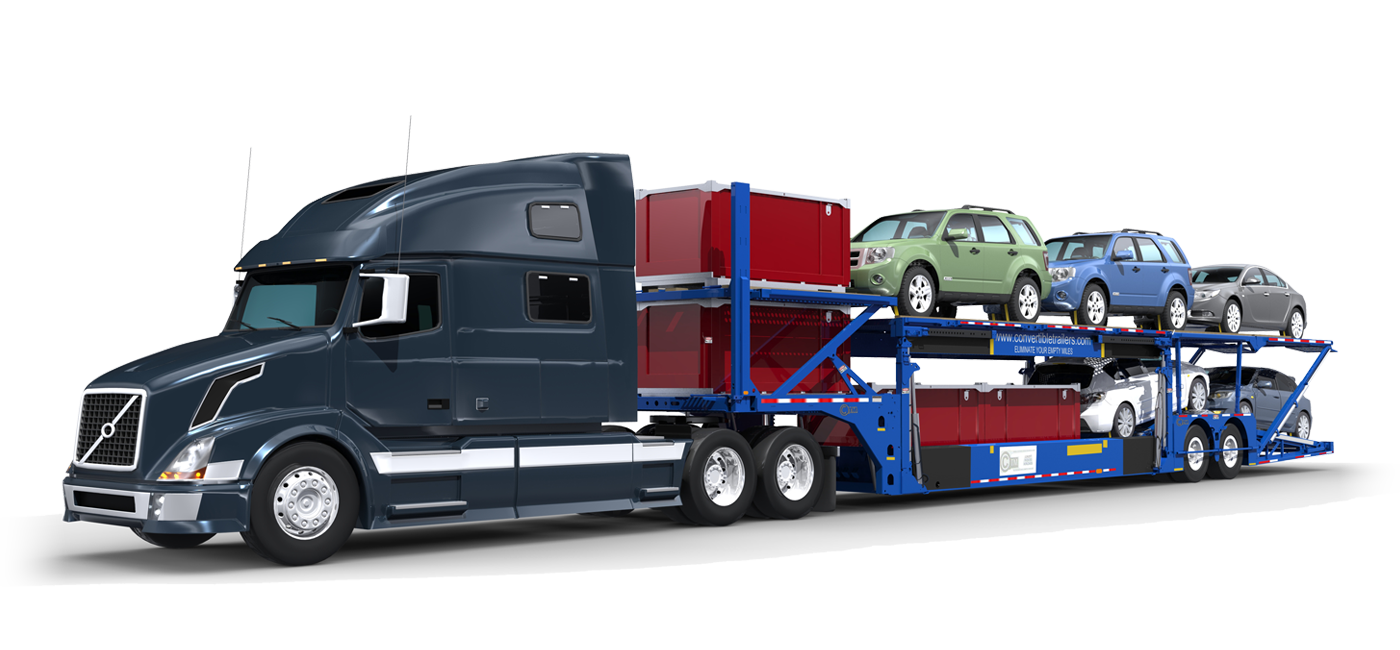 The CTM Convertible Trailer Converts